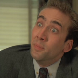 Winning The Lottery With Nicolas Cage