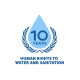 10 yrs of human rights to WASH