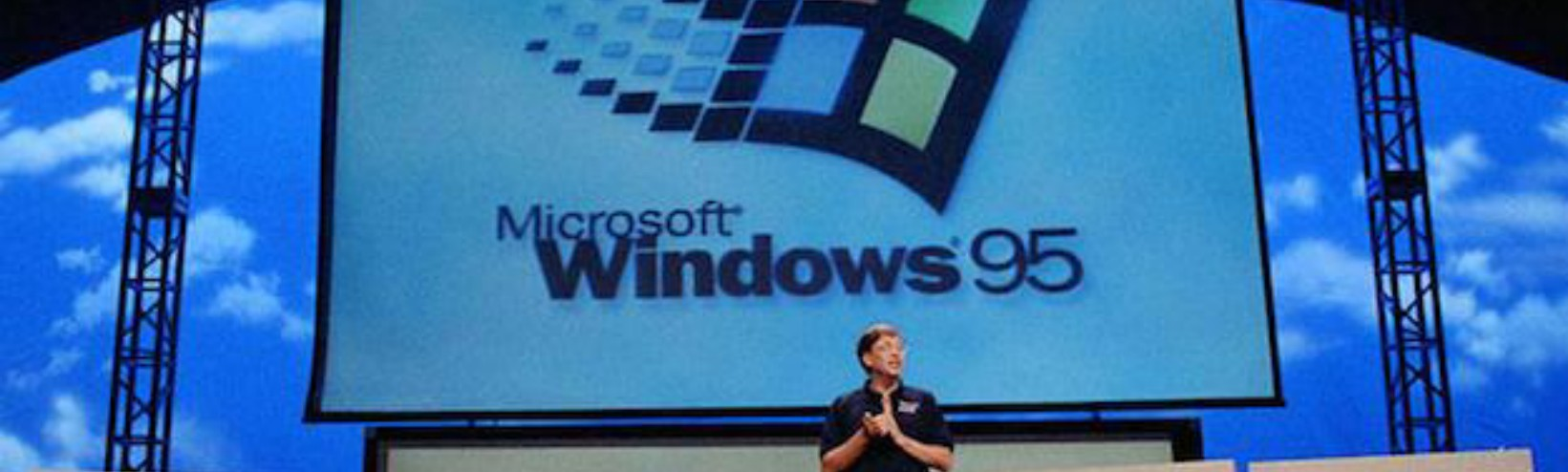 Windows 95 is 23 today! Is it any good in 2018? - Karthik Srivijay