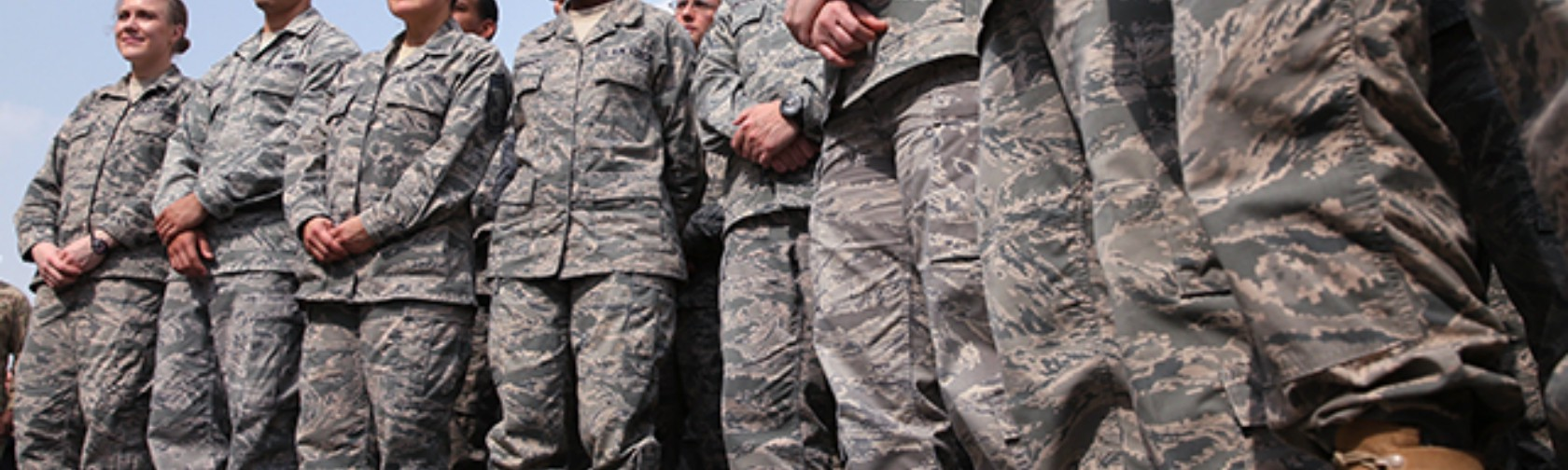 6 facts about the U S  military's changing demographics | Pew