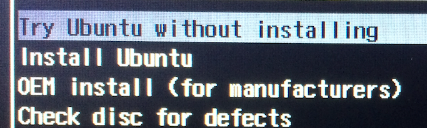 A sorta-beginner's guide to installing Ubuntu Linux on 32