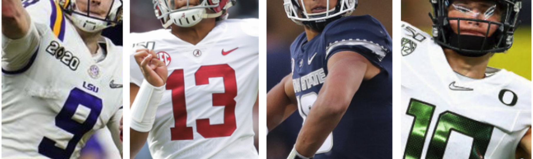 Nfl Draft How Strong Is Joe Burrow S Arm How Quick Is Tua Tagovailoa S Release I Frame Counted More Than 400 Throws To Find Out By Tim Dix Medium