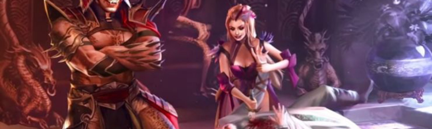 Empowerment Vs Emancipation What Went Wrong With Mortal Kombat