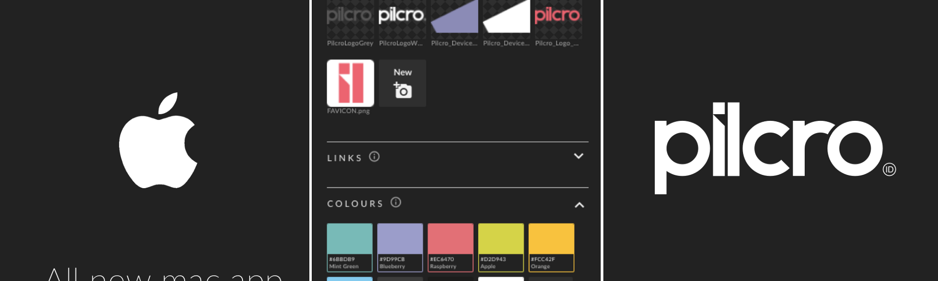 Pilcro feature release: all new Mac App with fonts - Pilcro