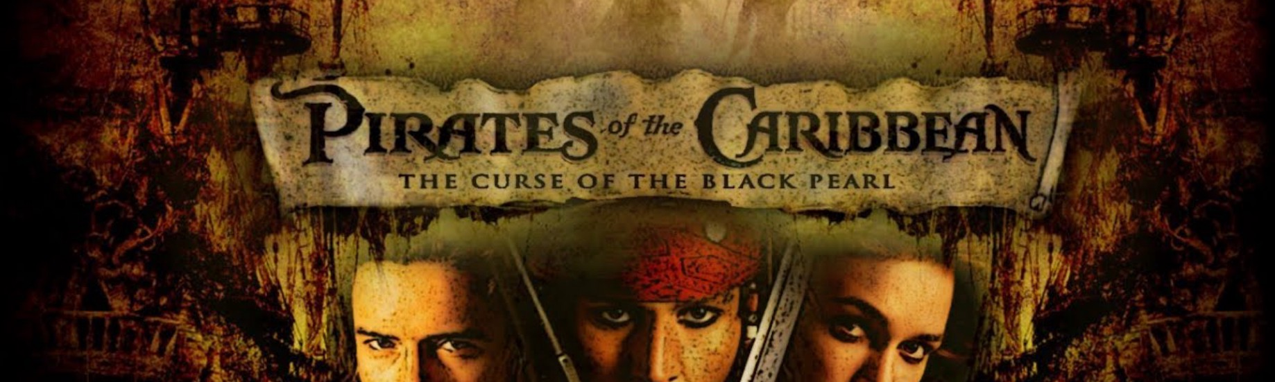 Movie Pirates Of The Caribbean The Curse Of The Black Pearl 2003 Wallpaper