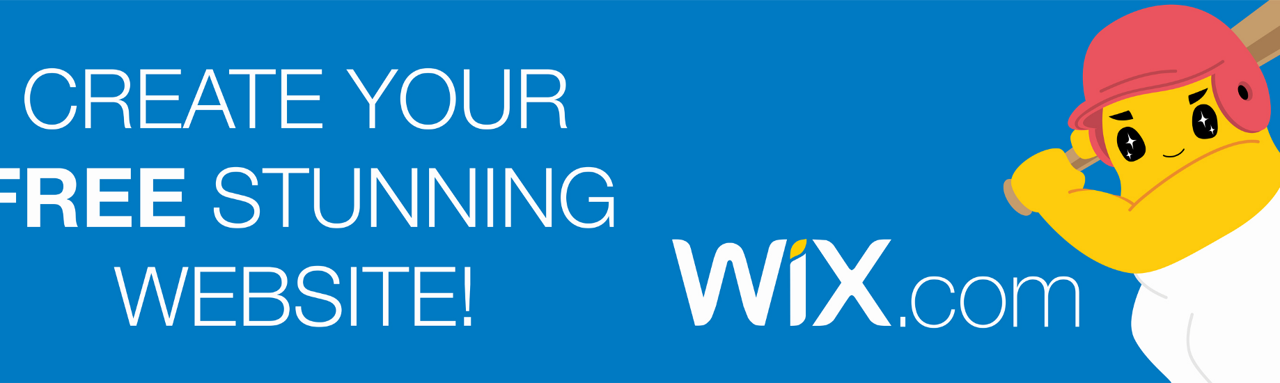 Why I chose to leave the Wix banner on my website, and why