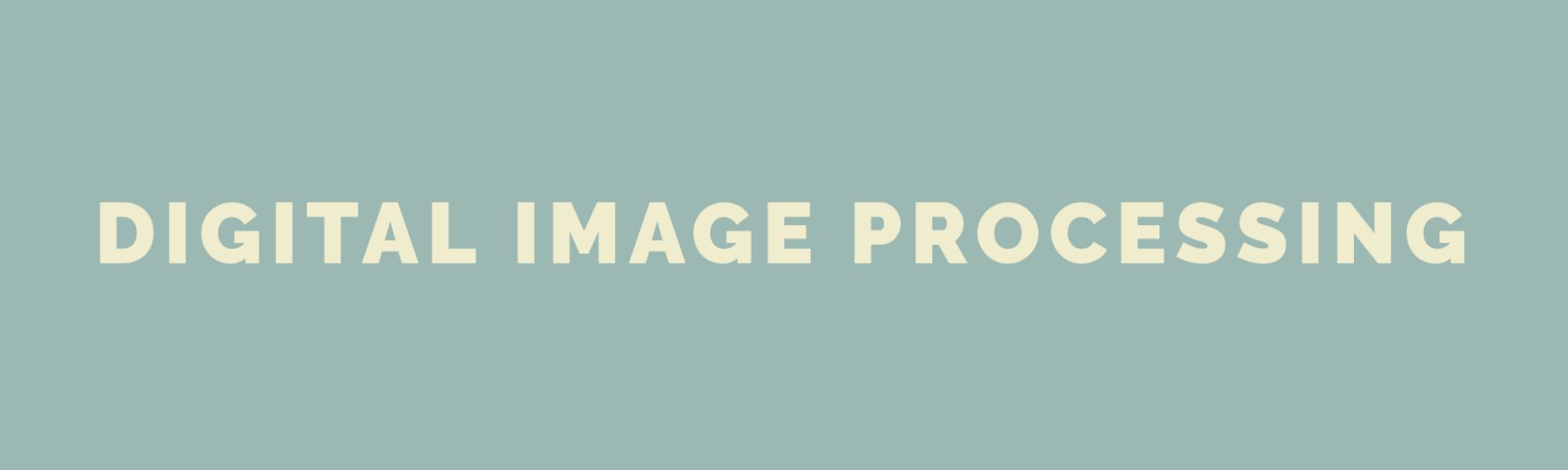 How to build amazing image filters with Python— Median filter