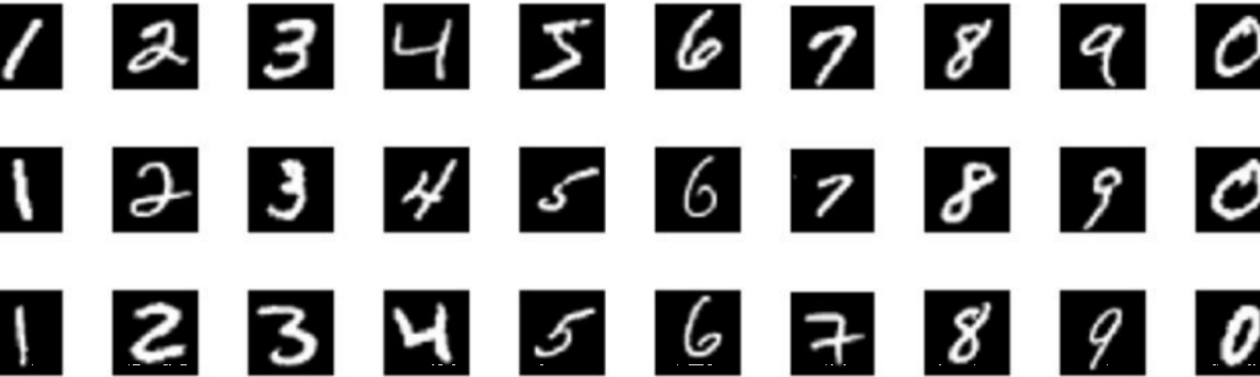 Applying Machine Learning to Recognize Handwritten Characters