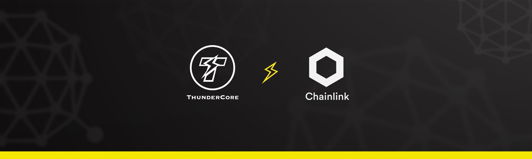 ThunderCore and Chainlink Announce Collaboration