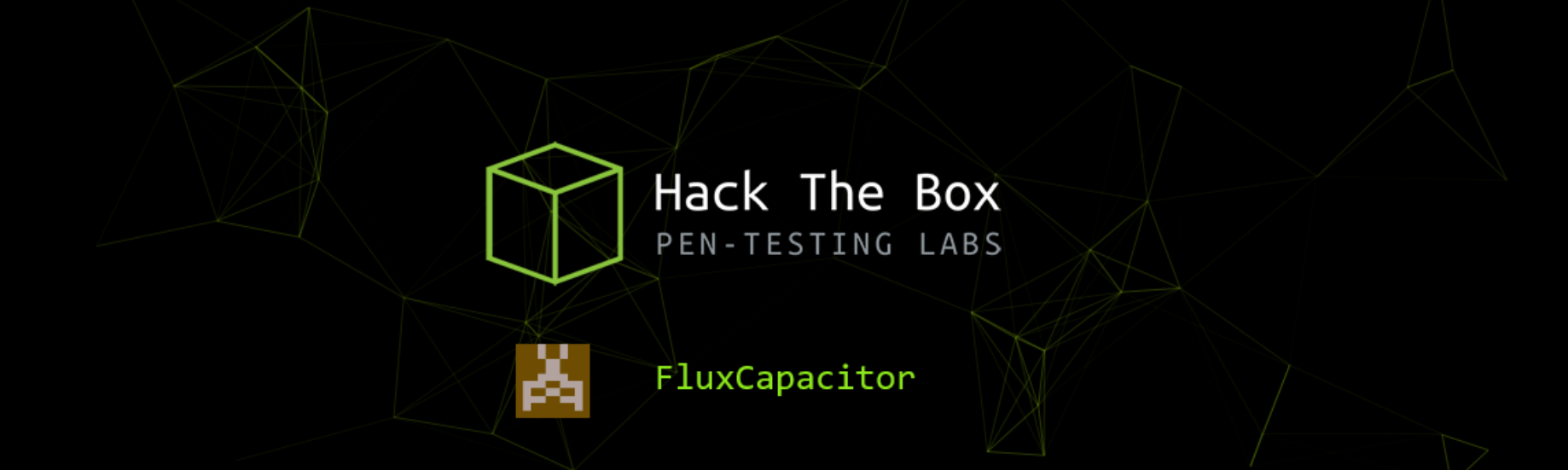 Hack the Box} \\ FluxCapacitor Write-Up - secjuice™ - Medium
