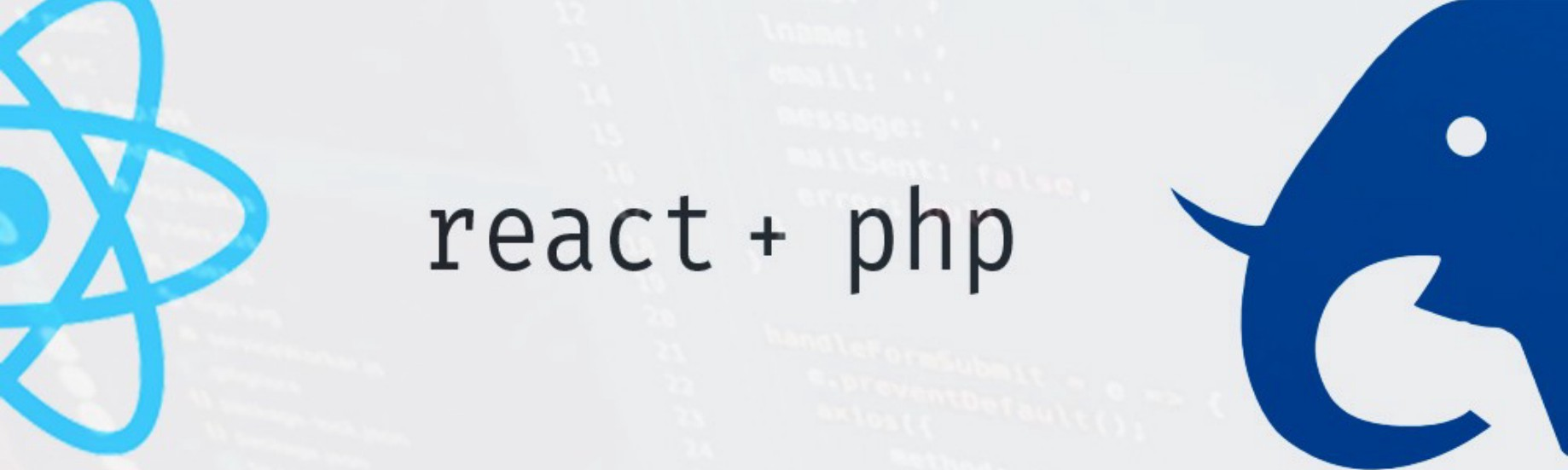 Guide on how to setup a React and PHP Web app - Davison Pro