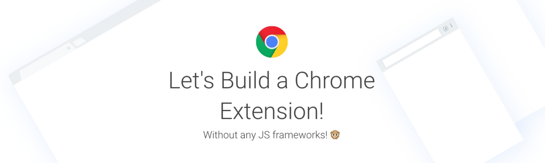 How to Build a Simple Chrome Extension in Vanilla JavaScript
