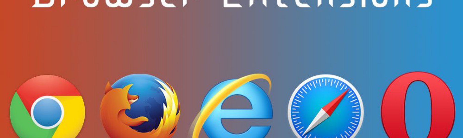 The best extensions for browser privacy and security