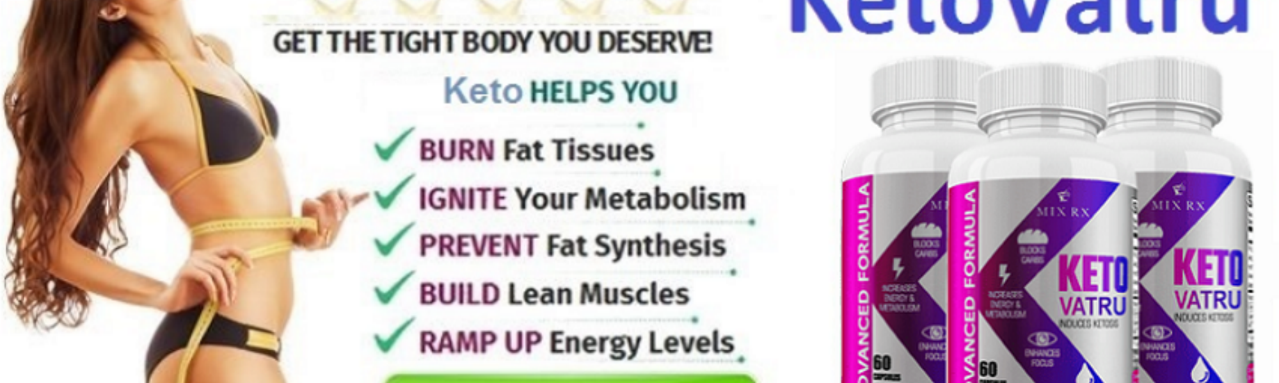 Ketovatru Ketovatru Review Keto Supplement