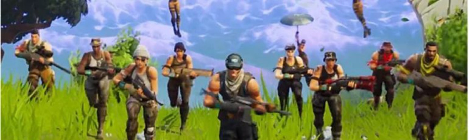 FORTNITE IS UPON US: The strategy behind the Epic Games