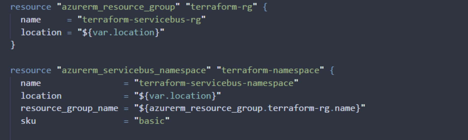Working with Terraform to streamline our provisioning process