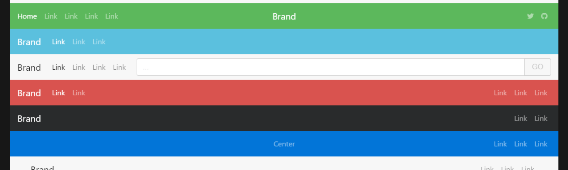 Bootstrap 4 Navbar Examples Customize The Navbar Color Height Or By Carol Skelly Wdstack Medium