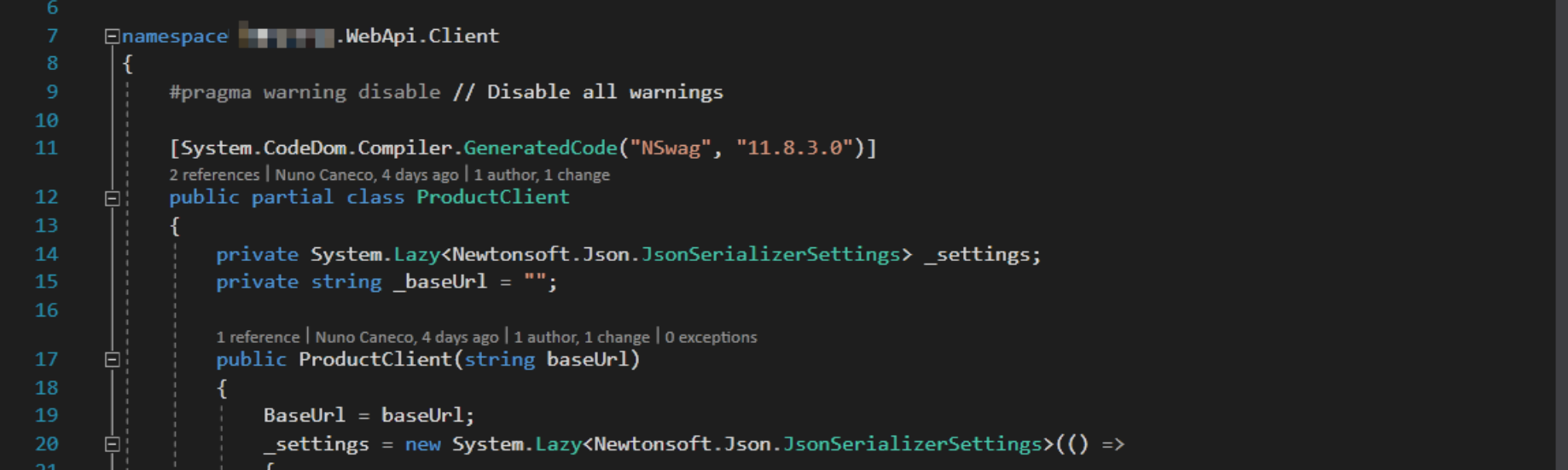 Don't write your Web API Client code — you're wasting your precious time