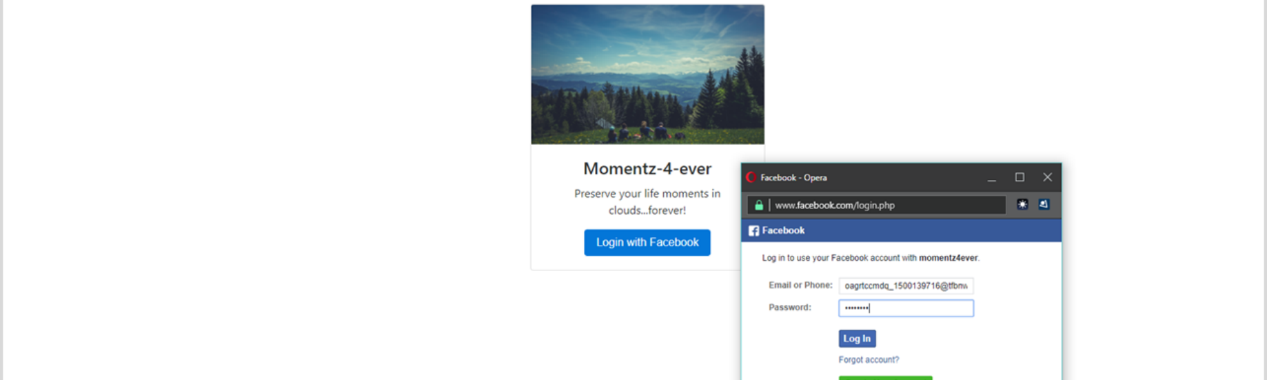 Adding Facebook oAuth to our App — Part 2 - Developing an