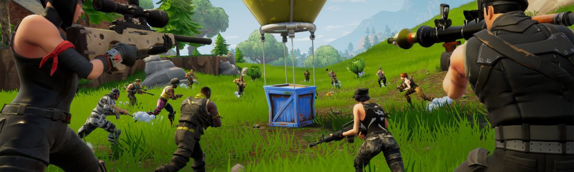How Epic Games optimized Unreal Engine for Fortnite Battle