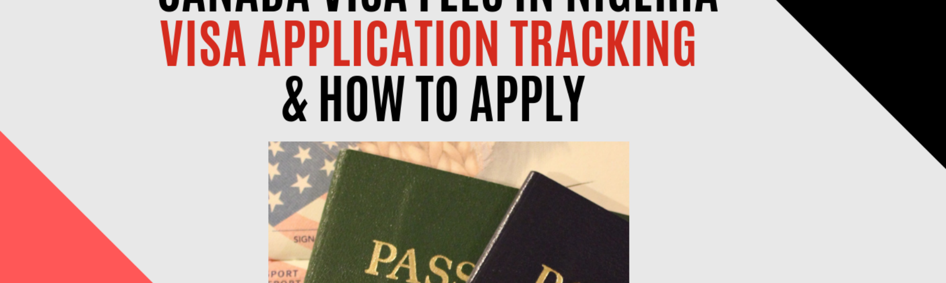 2020 Ultimate Guide To Canada Visa Fees In Nigeria Visa Application Tracking How To Apply For Canada Visa From Home Faqs By Permanent Residence Medium
