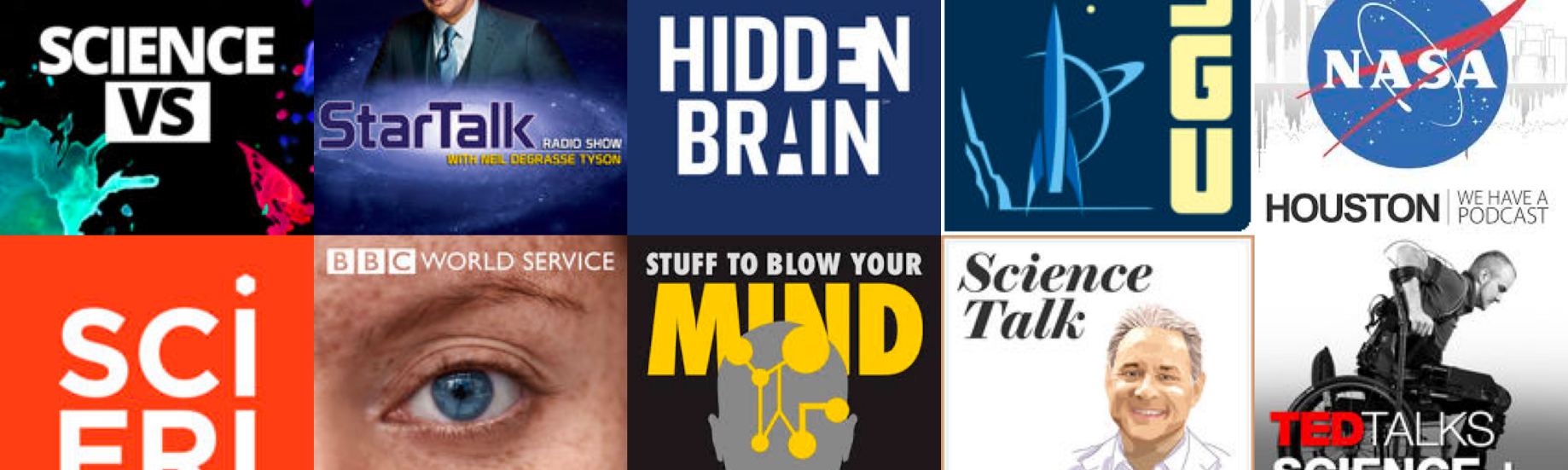 7ddeb36dd4fd The 12 best science podcasts, reviewed. FOR SCIENCE! (and nerdy enjoyment)