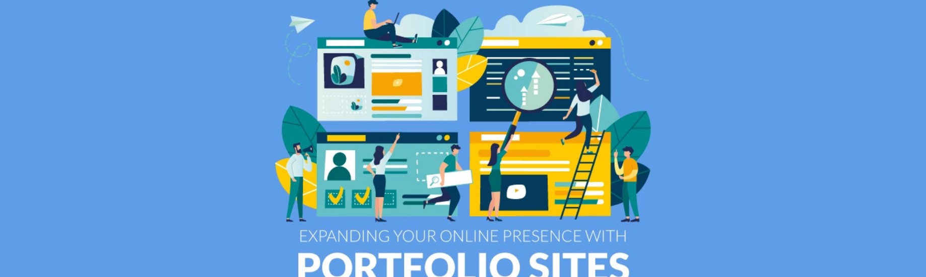 Expanding Your Online Presence with Portfolio Sites