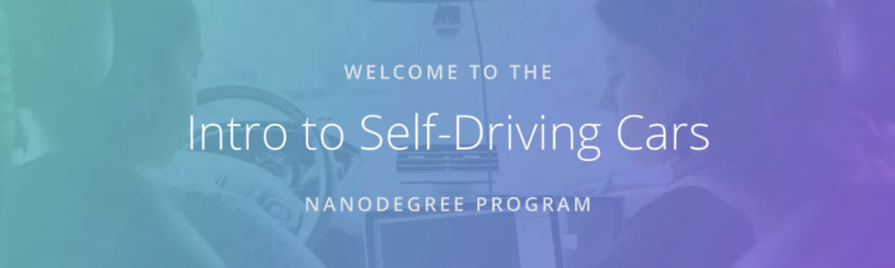 Let's dive in! Intro to Self-Driving Cars – Path to Level 5