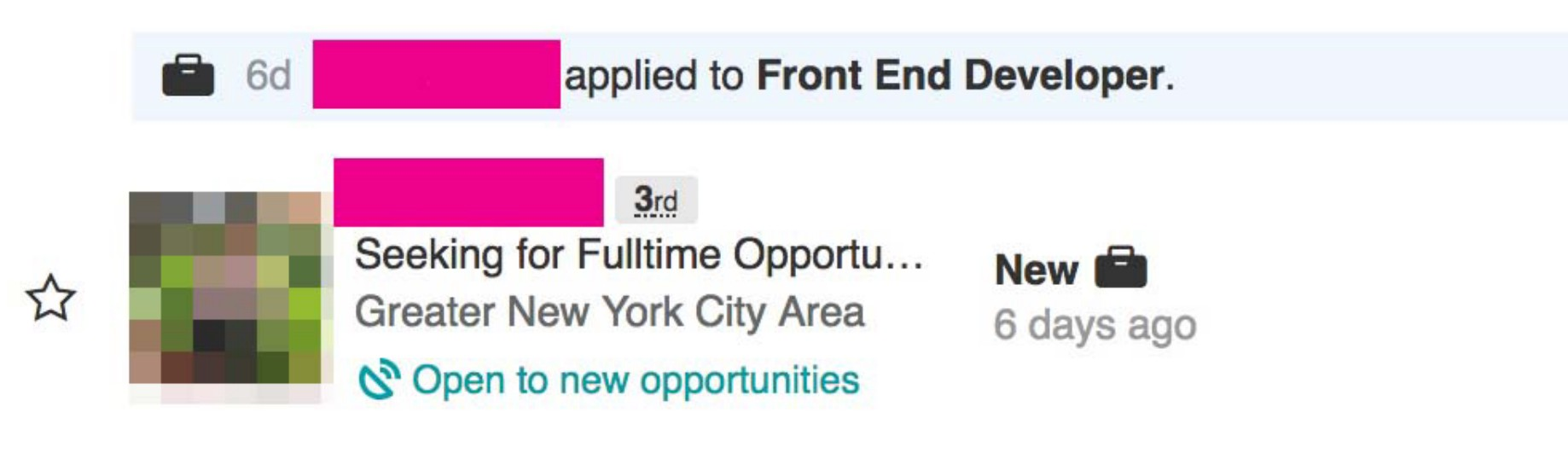 """What Hiring Managers See When You """"Easy Apply"""" on LinkedIn"""