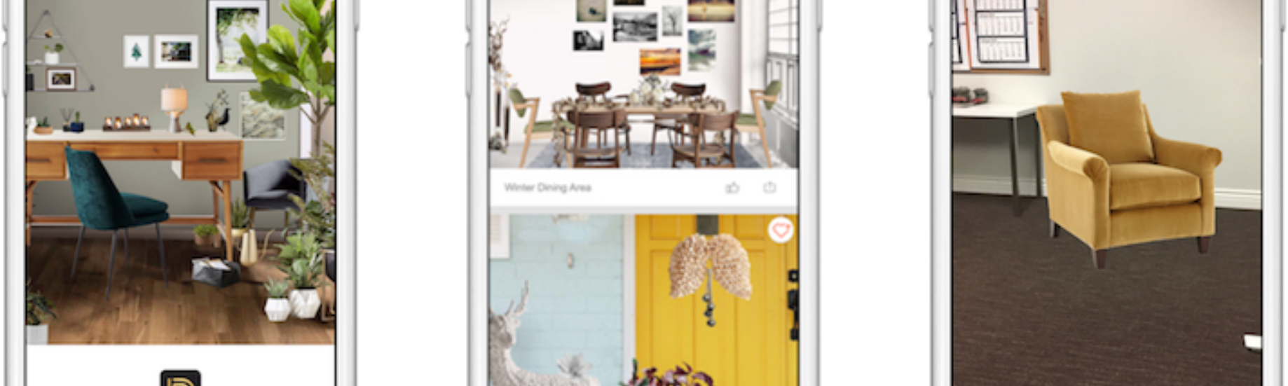 Top 10 AR furniture Apps Review in 2017 - Inborn Experience (UX in