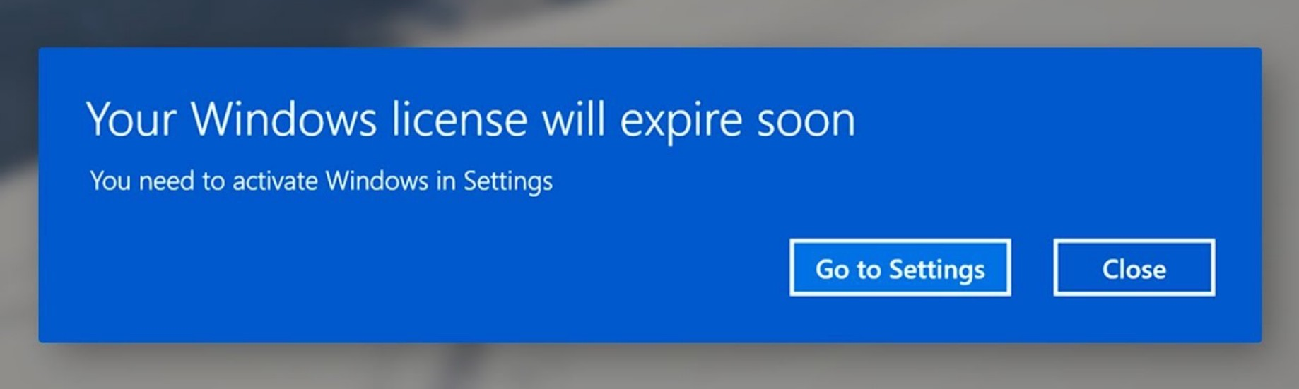 "How to Fix ""Your Windows License will Expire Soon Error"" on Windows 10? 