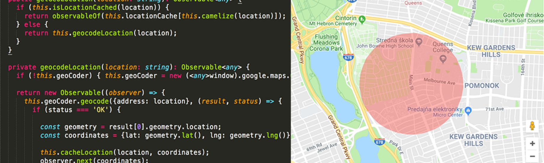 GOOGLE MAPS API GEOCODE PYTHON - How you can replicate