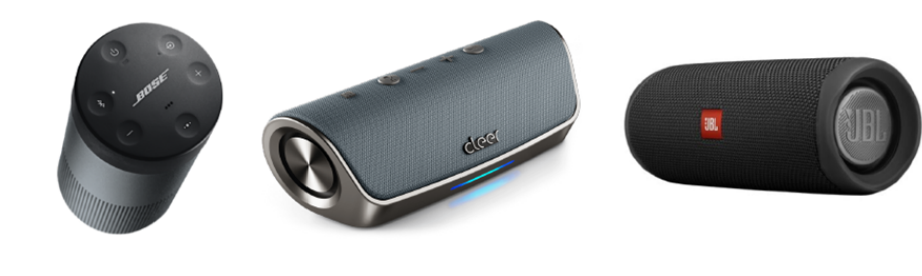 Your Roundup Of The Coolest Portable Bluetooth Speakers A Buying Guide For Discerning Audio Listeners By Shirley Green Medium