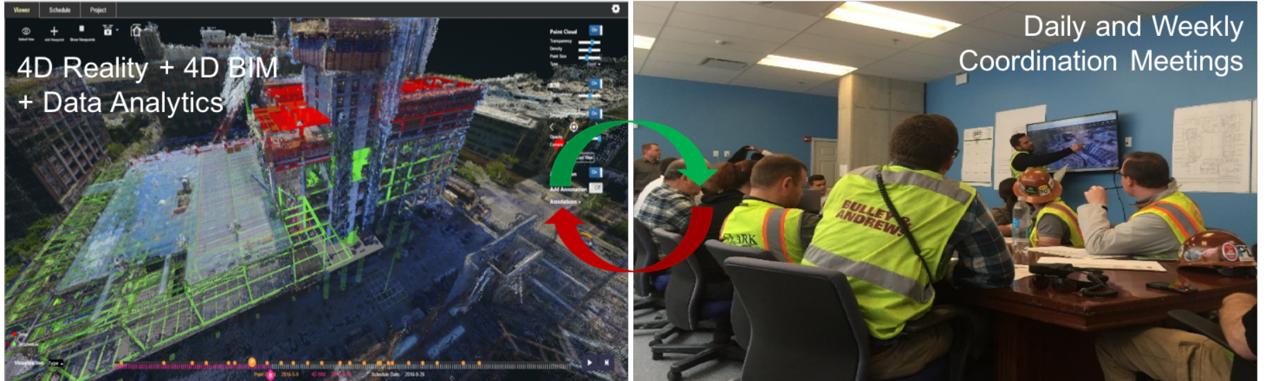 Use Images for Proactive Project Controls on Construction Sites