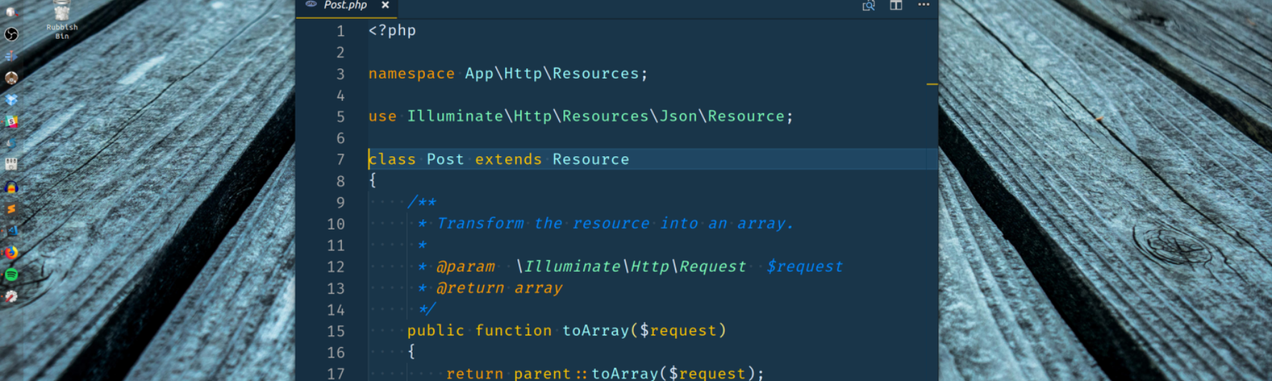 Consuming third party APIs with Laravel Resources - Jeff