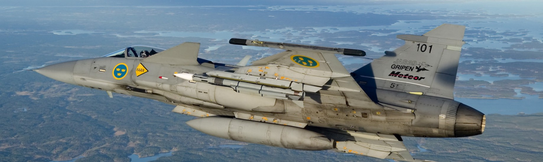 The Best Air-to-Air Missile in the World Is in Sweden