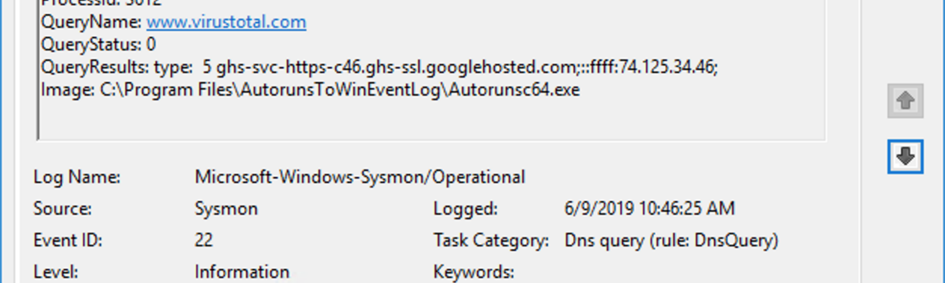 Sysmon 10 0 - New features and changes - Olaf Hartong - Medium
