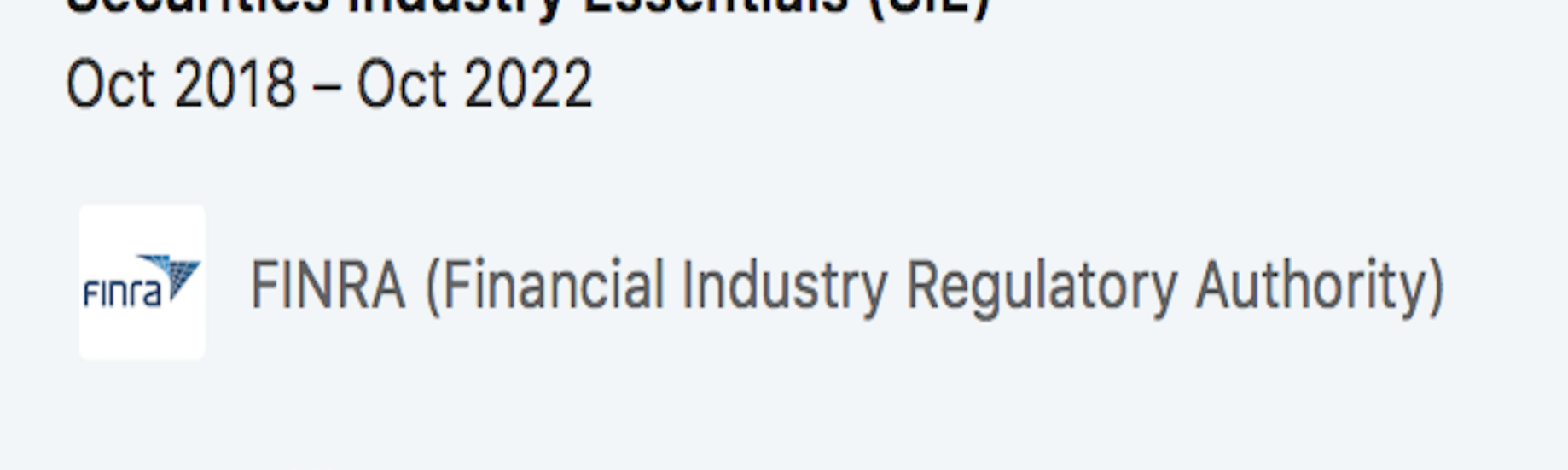 How I passed the Securities Industry Essentials (SIE) Exam