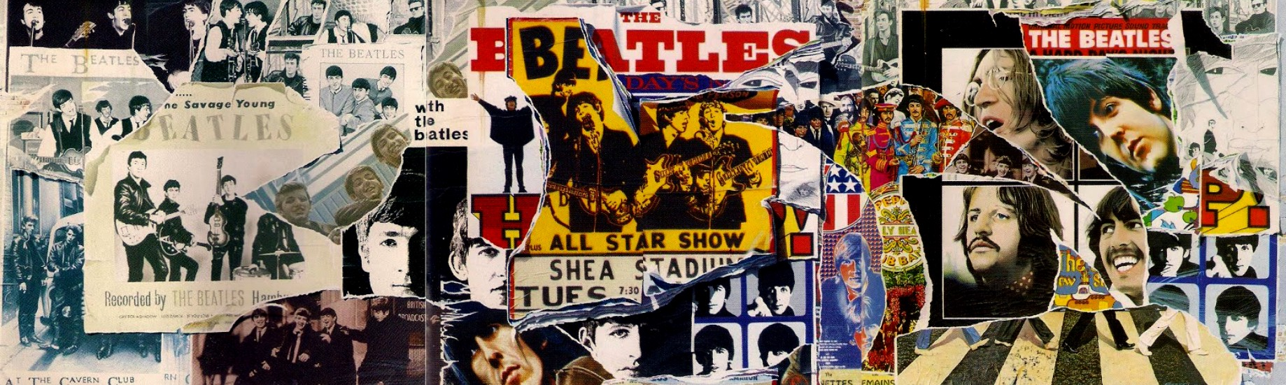 THE BEST OF THE BEATLES ANTHOLOGY SONGS — 20th Anniversary