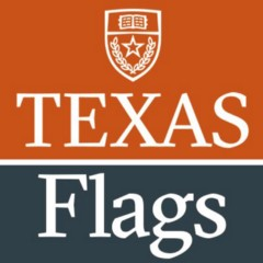 UT Austin Flags