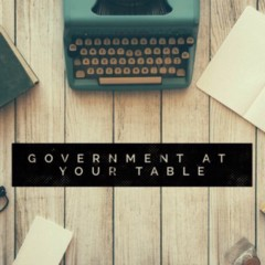 Gov at Your Table