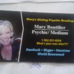 Mary Boutilier