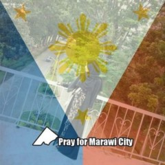 #PrayForMarawi 🙏