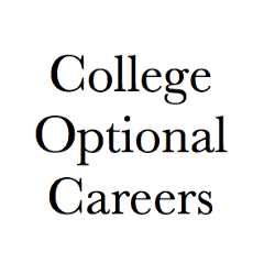 College Opt. Careers