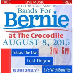 Bands For Bernie