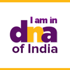 I Am In DNA of India