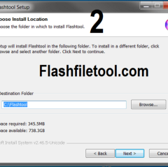 Flash File Tool