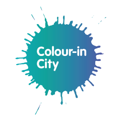 Colour-in City