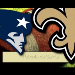 Patriots vs Saints