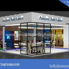 Amazing Arts Group — Exhibition Stand Contractor